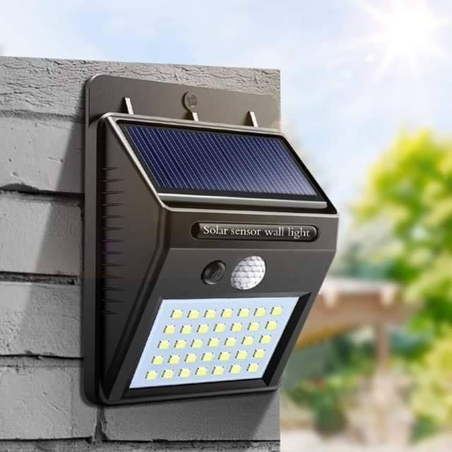5 Komada Senzor Lampe In 2020 Motion Sensor Lights Outdoor Solar Lamps Solar Lights
