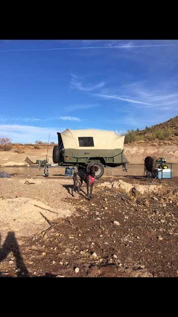 640ec48fbd1 Kodiak Tent 7218 Canvas Truck Tent for 8-Foot Long Bed   Cool manly ...