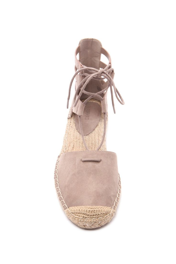 Faux Suede Espadrille Flats - Womens shoes and boots | shop online | Forever 21 - Flats - 2000167816 - Forever 21 EU English
