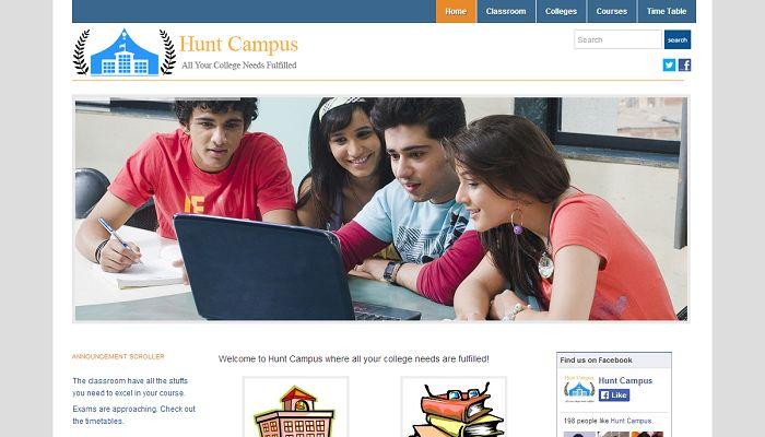 Hunt Campus | Sarvi Solutions @Sarvi Solutions | Best SEO in Mumbai