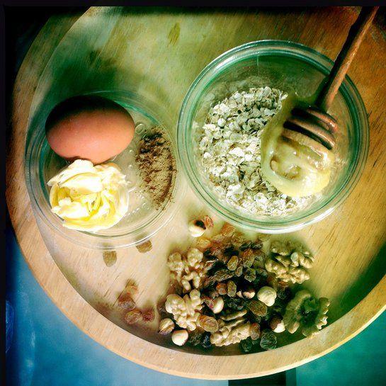 А что у нас к чаю? Два полезных рецепта печенья из овсяных хлопьев | m.wmj.ru