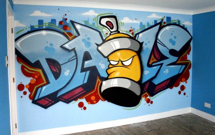 graffiti wallpaper. Any word/name in any color combo.