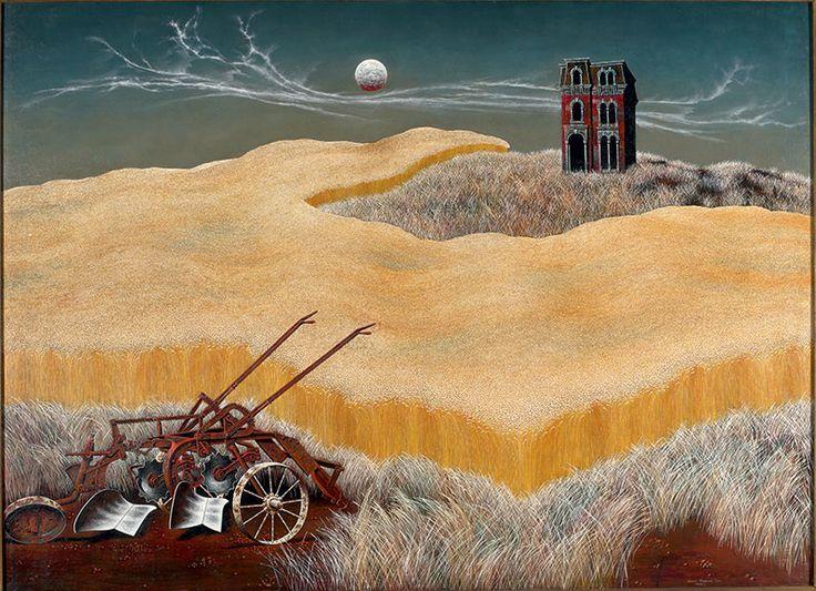 John Rogers Cox Grain Farm 1959
