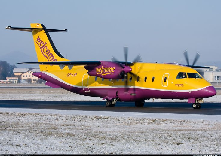 Dornier 328-110 - Welcome Air | Aviation Photo #1477553 | Airliners.net
