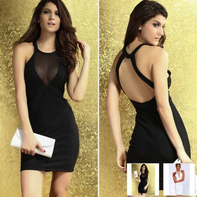 Black dress temptation 8 planets