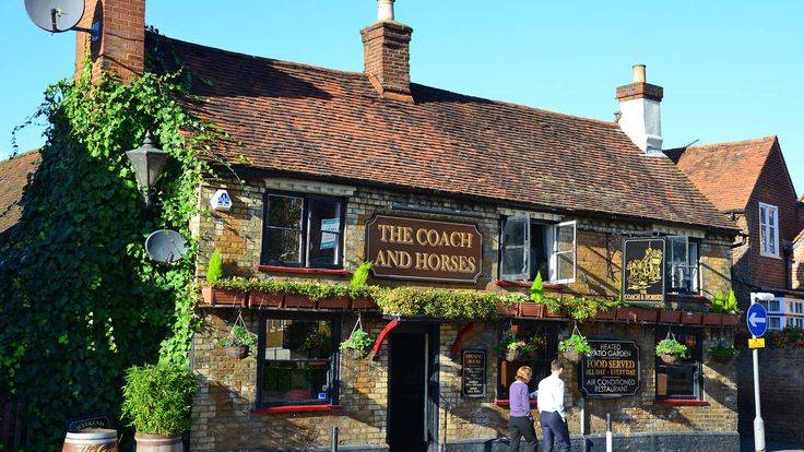 Perfect country pubs within reach of London