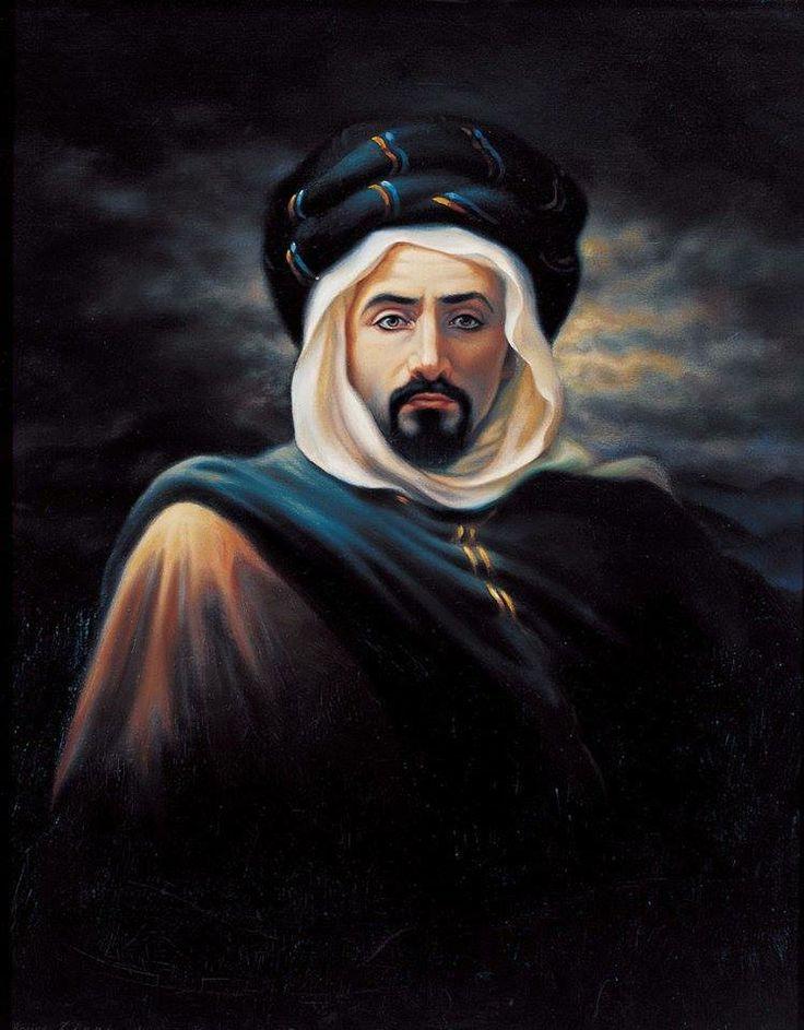 """لوحة للمبدع حسين زياني""""المقراني"""""""
