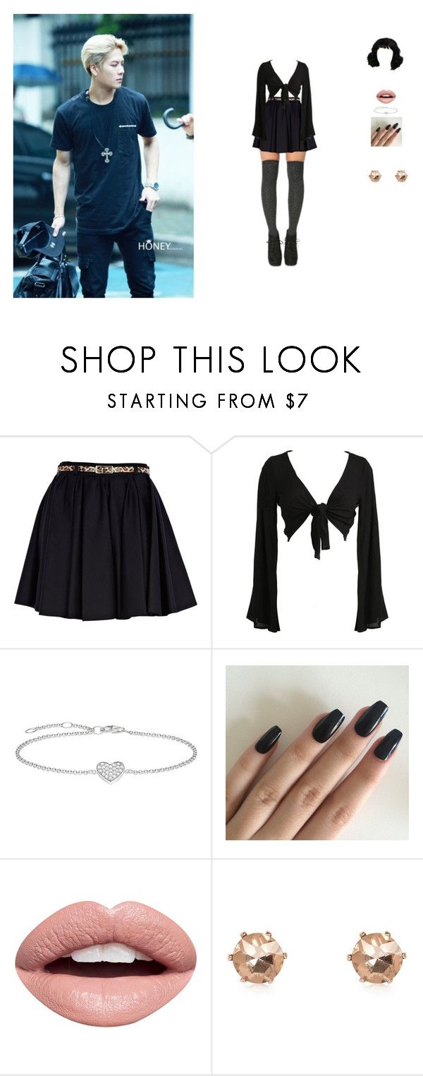 """""""hanging with Jackson"""" by unicorn-923 ❤ liked on Polyvore featuring River Island, Thomas Sabo and Nevermind"""