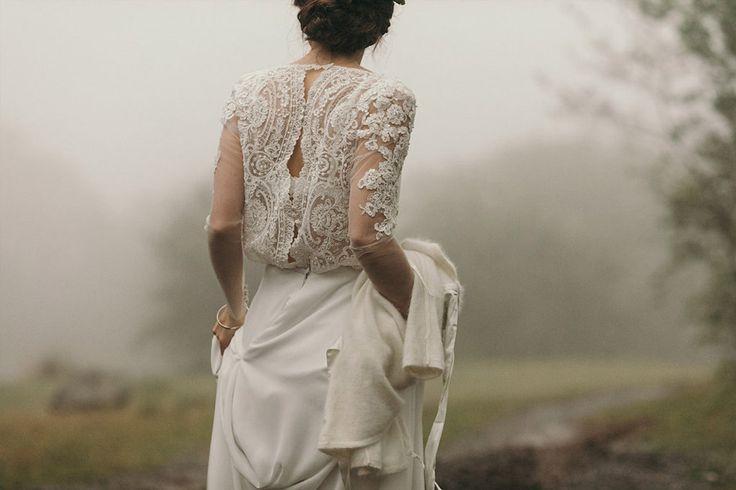 Soft, sheer sleeve with lace applique. CAITLIN - Dress by Janita Toerien - Photo by He Is Visual - www.janitatoerien.co.za (8).jpg