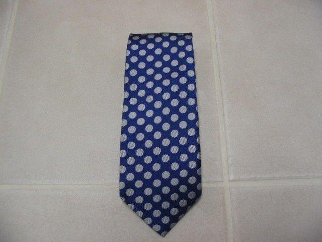 Men's Tom Ford Polka Dot Silk Tie Made in Italy #TomFord