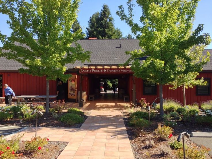 No Reservations Wine Tasting: Joseph Phelps Freestone - For a great Sonoma Coast Wine Tasting Experience!
