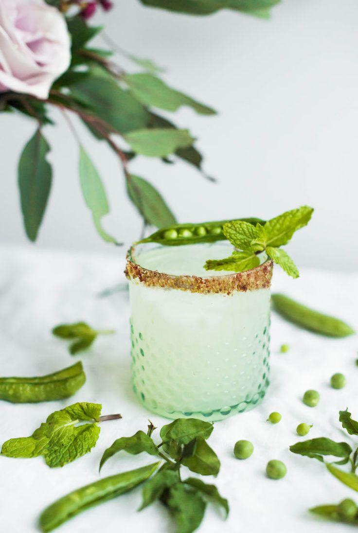 English Garden Margarita   recipe on Craftandcocktails.co