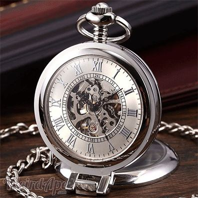 Ancient #Pocket #Watch http://www.thesterlingsilver.com/product/burberry-city-nova-check-watch-bu1390/