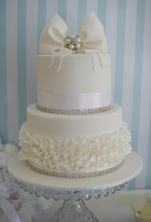 Elegant Birthday cake  Moms 75th  Pinterest  Birthday cakes ...