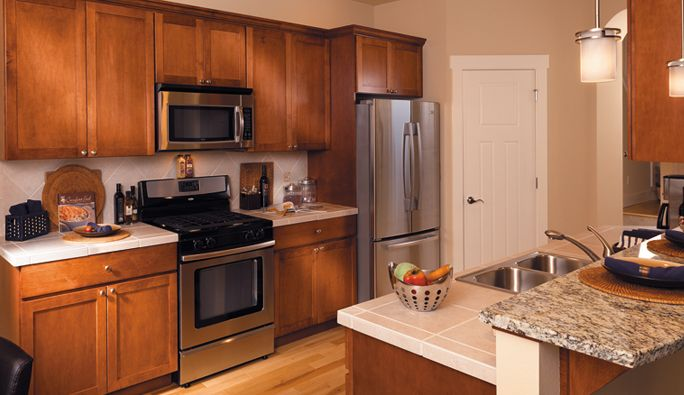 Newcastle Example Room Image   Canyon Creek Cabinets