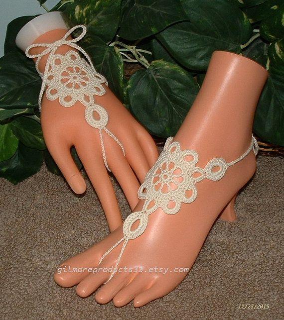 Tamaño de PEEP dedo del pie descalzo por ABarefootSandalsShop