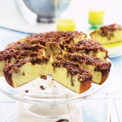 Dream-come-true Coffee Cake
