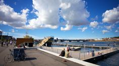 Aalborg's waterfront