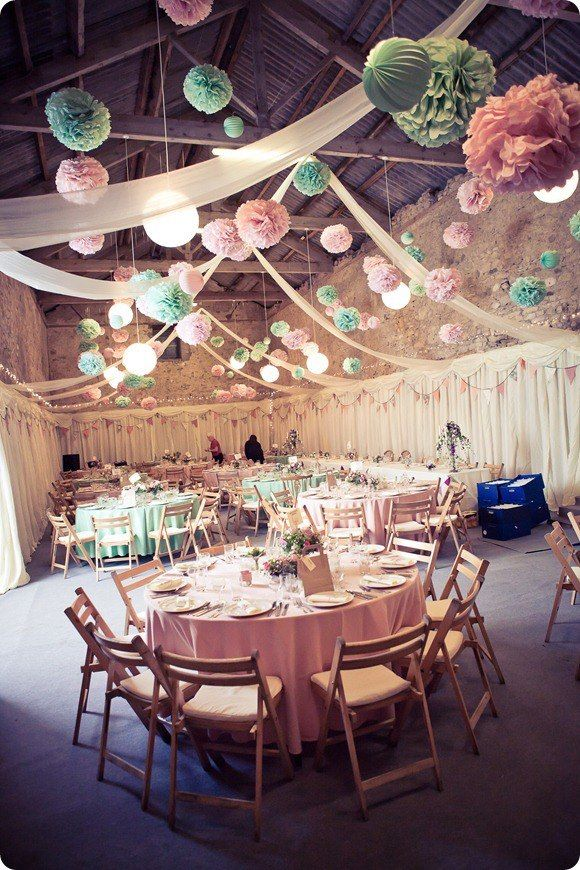 Best 25 wedding ceiling decorations ideas on pinterest wedding real wedding recap 2012 the farmer wants a wife a real wedding in cumbria lisa gavin wedding wall decorationsparty ceiling junglespirit