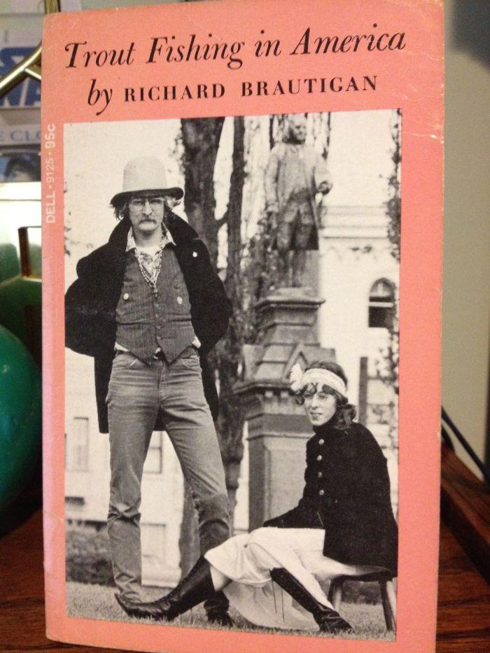 Trout Fishing In America - richard brautigan