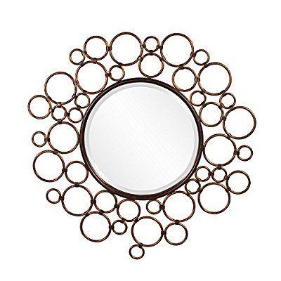 Save 78% -Howard Elliott Collection 11159 Equinox Mirror