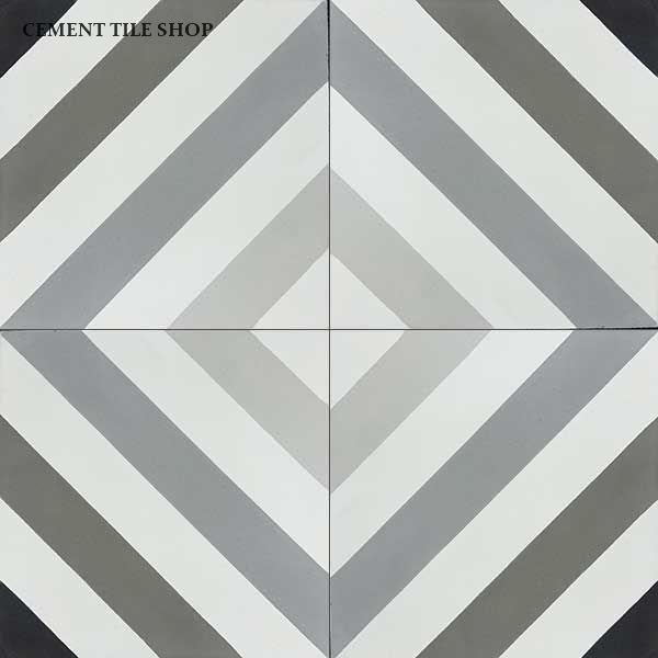 Cement Tile Shop - Encaustic Cement Tile Oxford