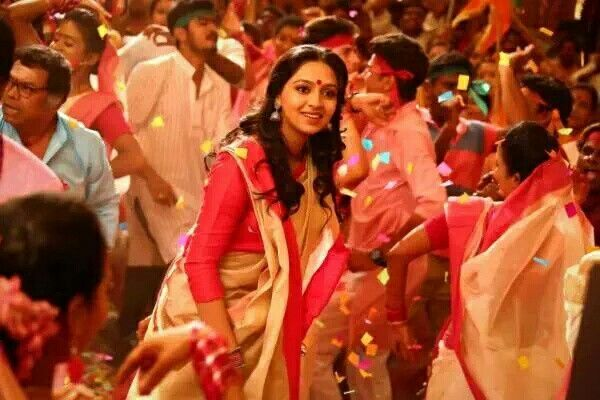 Good Looking Lakshmi Menon Vedalam Movie Thala Ajith sister