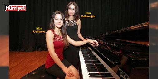 Kuzey Avrupa ödülü Idlin Arshinova'nın: Yaşar Üniversitesi Müzik Bölümü üçüncü sınıf piyano öğrencisi Idlin Arshinova, Viyana'da ikincisi düzenlenen Uluslararası Feurich Yarışması'nda, 15-19 yaş kategorisinde birinci oldu.