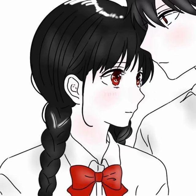 R Gambar Anime Keren Buat Foto Profil Wa Pasangan Anime Gambar Anime Pasangan Anime Lucu