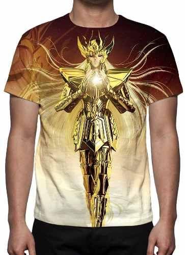 Camisa, Camiseta Cavaleiros Do Zodíaco Shaka De Virgem - R$ 49,90 - #ShutUpAndTakeMyMoneyMeme