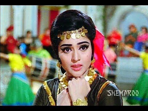 Honton Mein Aisi Baat - Vyjayanthimala - Dev Anand - Jewel Thief - Bollywood Songs - S.D. Burman