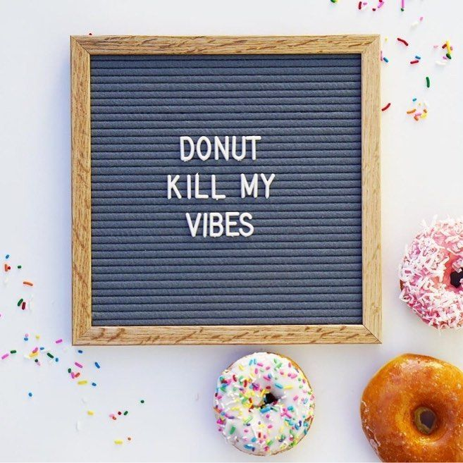 Especially on Donut Day!  : @jessicaleewhite