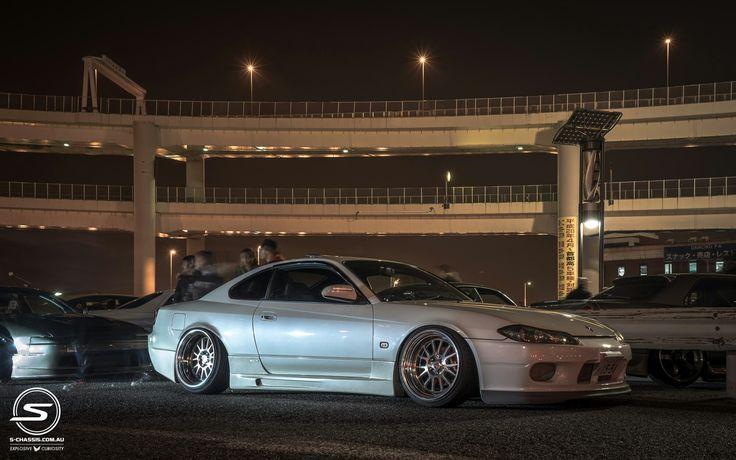 Nissan Silvia S15 240sx