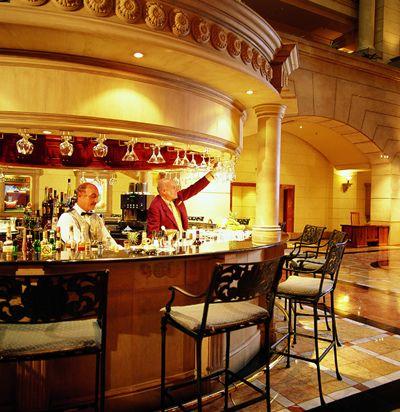 Great Long Island Iced Tea's, wish we hadn't started so early !!! -  Michaelangelo Hotel, Johannesburg