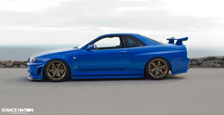 2001 Nissan Skyline R34 GT-R