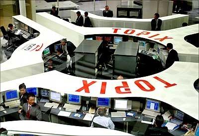 4. Tokyo Stock Exchange: $5.82 trillion share trades