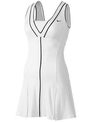 Nike Women's Fall Smash Lawn Tennis Dress $85.00 #tennis #dress