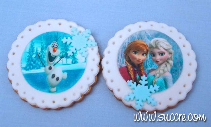 Galletas Frozen
