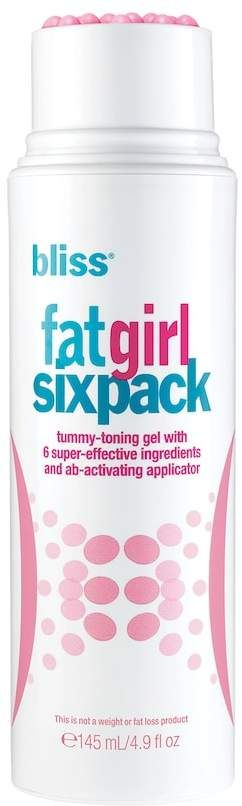 bliss fatgirlsixpack Tummy-Toning Gel