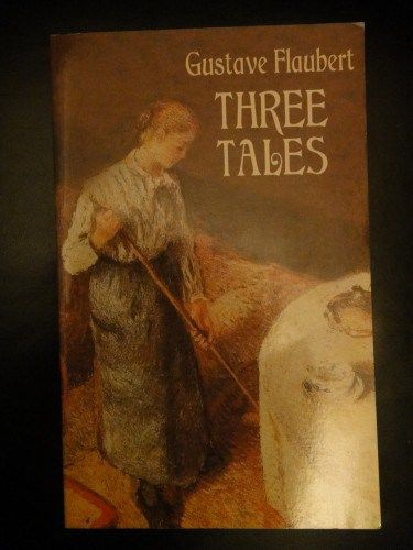 Three Tales by Gustave Flaubert. Full review linked here: http://imranlorgat.com/2014/07/20/three-tales-by-gustave-flaubert-book-thoughts/