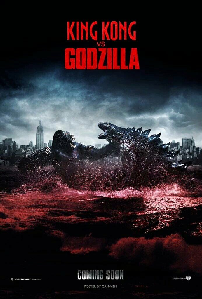King Kong Vs Godzilla Alternative Movie Poster Alternative Moviebuff Moviereview Movietalk Movieposters Godzilla Ganze Filme Ganzer Film Deutsch
