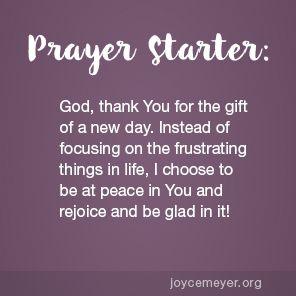 Joyce Meyer Ministries, Daily, Devo, Scripture, Bible, Inspiration