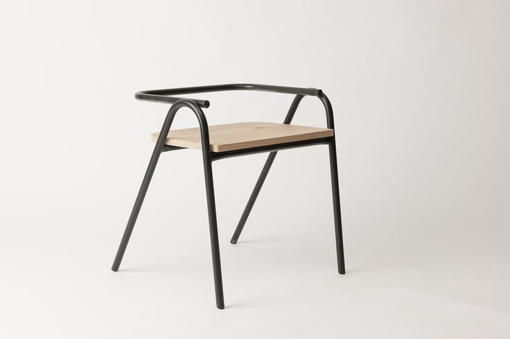 Half Hurdle chair by Dowel Jones. Photography by Cricket Ink.