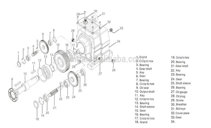 Pin by Wuma Reducer on Cycloidal Speed Reducer Gearbox