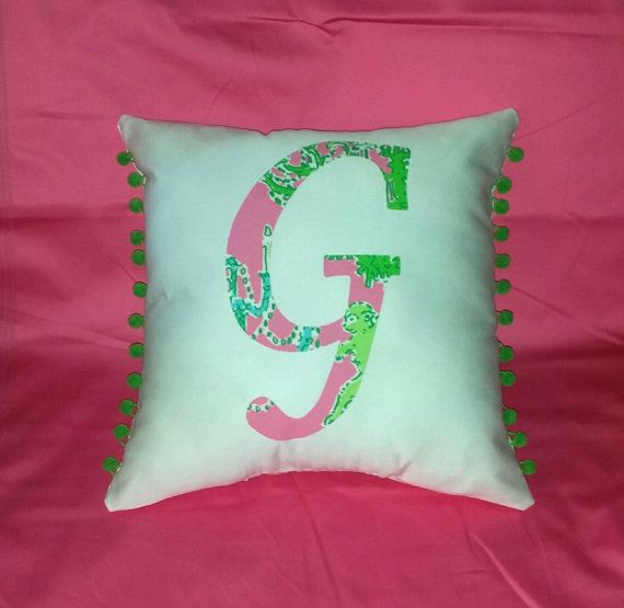 Best 25+ Initial pillow ideas on Pinterest | Letter pillow ...