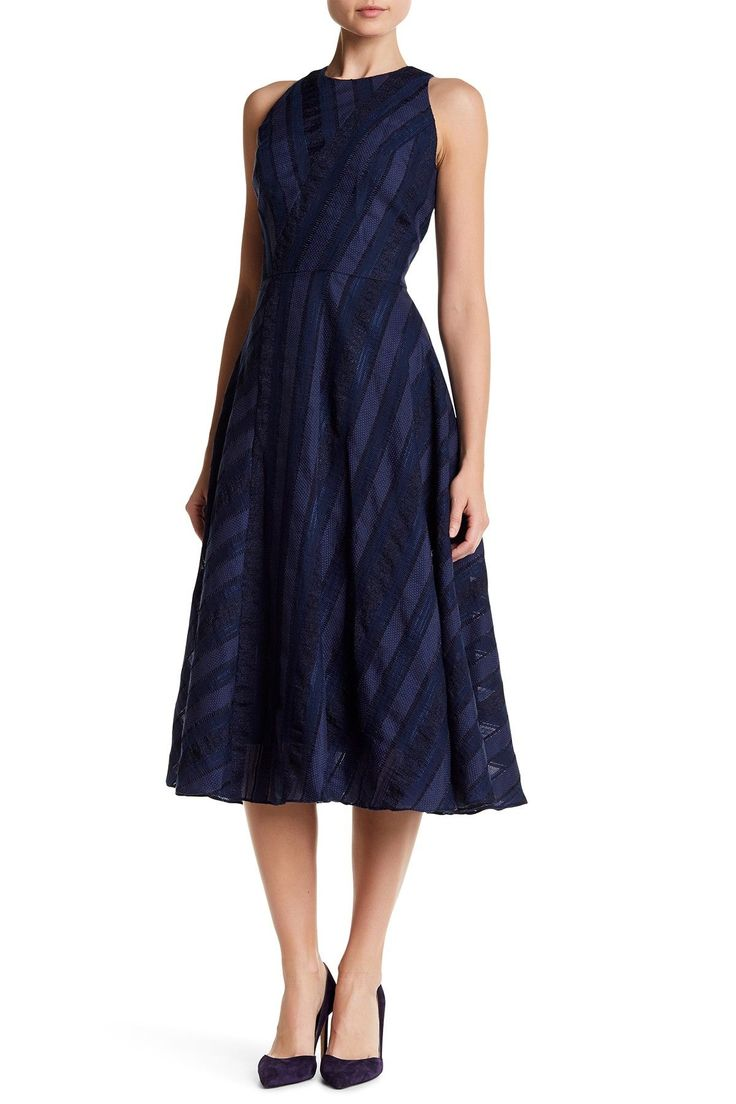 Lace Sleeveless Dress by Carmen Marc Valvo on @HauteLook