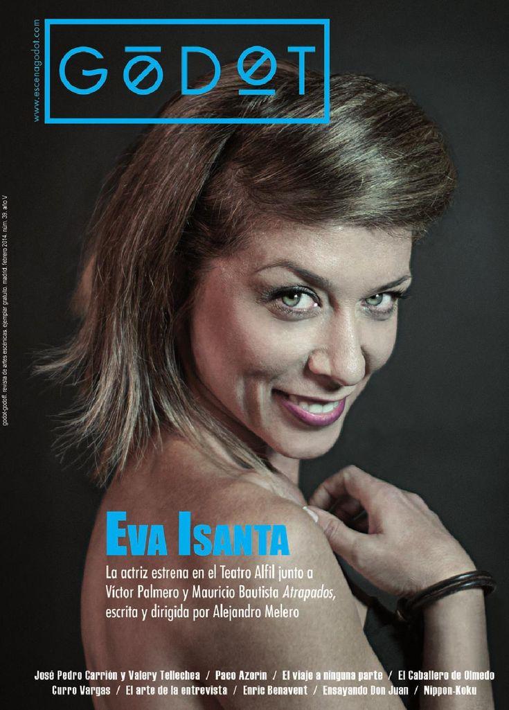 Godot febrero 14  Revista de Artes Escénicas de Madrid. Teatro, música, danza, lírica, circo, familiar. Cartelera teatral completa.