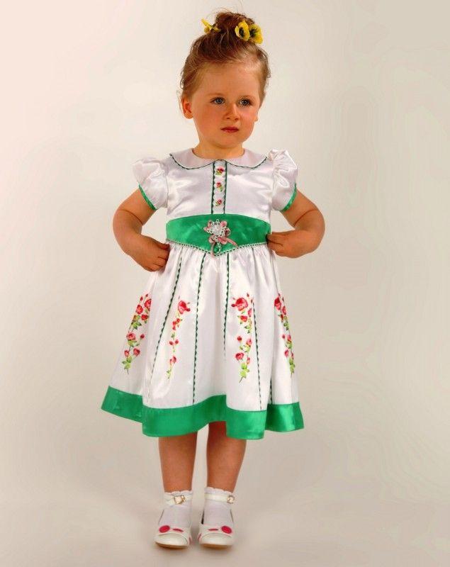 festliches Babykleid, Taufkleid