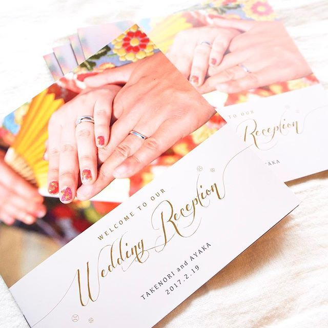 素敵な写真を大きく🍁和装ネイルがとってもかわいいです🍁.野球をやっているとのことだったので表紙や中にも小さなボールをいれました⚾️フルオーダーなのでオリジナルのプロフィールブックが作れます⚾️.現在6月〜8月挙式の予約を受け付けています🙏🏻※6月はセミオーダーのみ※※7月8月はフルオーダー・セミオーダー可※.お気軽にお問い合わせください🌱.#wedding  #weddingpaperitem #paperitem #graphic #profilebook  #graphicdesign #結婚式 #ペーパーアイテム #プロフィールブック #招待状 #プレ花嫁 #卒花嫁 #結婚準備 #marry花嫁 #marry花嫁図鑑 #6月挙式 #7月挙式 #8月挙式 #ウェルカムボード #ウェディングスタンプ #席次表 #tgoo花嫁組 #tgoo #前撮り #和装前撮り