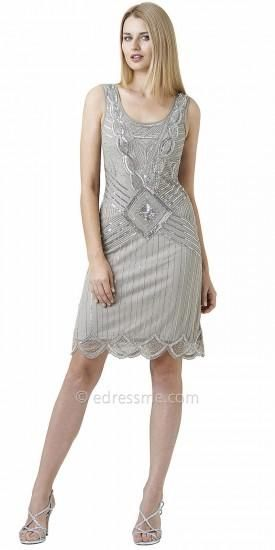 Patterned Cocktail Dresses